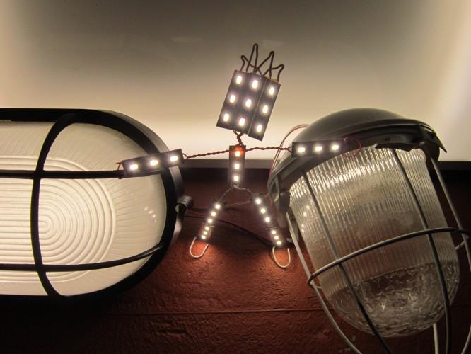 Ремонт светодиодных светильников , подсветок.