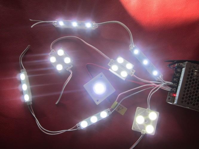Светодиодные обновки